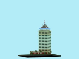 Pacific Southwest Building - Fresno, California Minecraft Map & Project