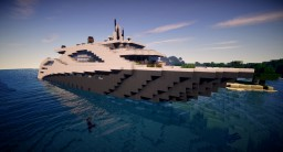 Eclipse Yacht Minecraft
