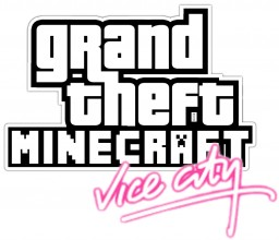 GTA Vice City in Minecraft (Look in Description for more up to date Versions) Minecraft Project