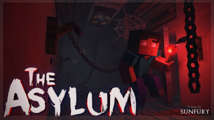 The Asylum - Render by TheMinecrafter