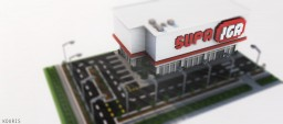 Supa IGA | Store Minecraft Project