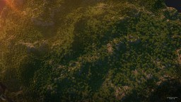 Jurassic World - Realistic Terrain Minecraft Map & Project