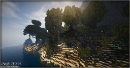 Magic Forest Landscape [MMORPG] Minecraft Map & Project
