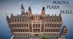 Magna Plaza Mall | WoK | Keralis Showcase Minecraft Project
