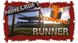Runner Minigame | only one command Minecraft Project