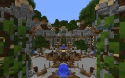 Hidden Palace Minecraft Map & Project