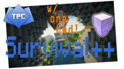 Survival++ in ONE COMMAND!!! 15w43c Minecraft Project
