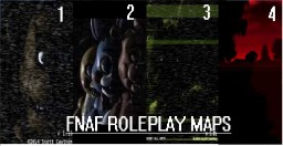 [OLD AND OUTDATED] FNAF 1-4: Minecraft Roleplay Maps Minecraft Map & Project