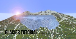[Terraforming] Glacier Terrain with WorldMachine and WorldPainter Minecraft Blog Post