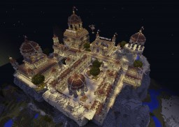 Survival spawn [UPDATE] ADDED NEW PHOTO Minecraft Map & Project