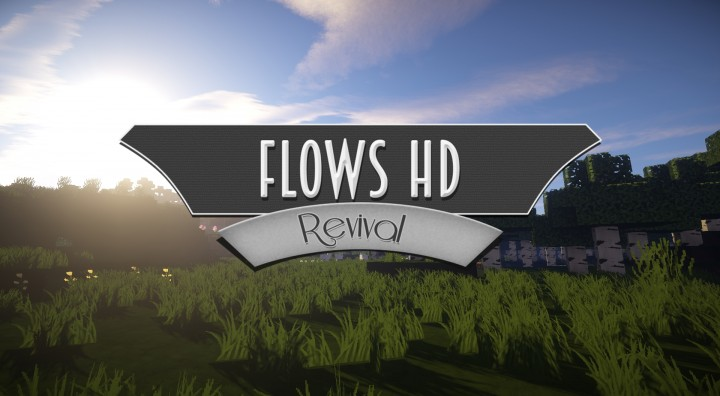Popular Texture Pack : Flows HD 1.13