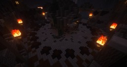 Halloween Blitz Spawn Minecraft Project