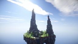 Small Island Terrain Minecraft