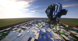Icy Garden | Build by Team Sublis Minecraft Map & Project