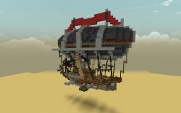 USS Resistance Minecraft Map & Project
