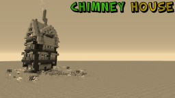 Chimney House Minecraft Map & Project