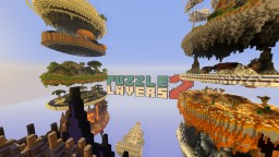 -=[ Puzzle Layers 2 ]=- Minecraft puzzle map for 1.8! Minecraft Map & Project
