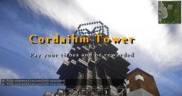 Cordaihm Tower Minecraft Map & Project
