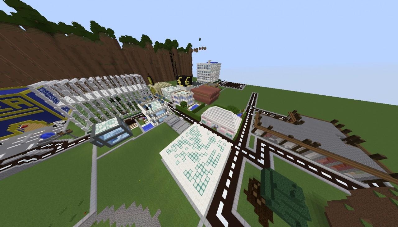 Thronecraft - Fantasy Roleplay Server Minecraft Server