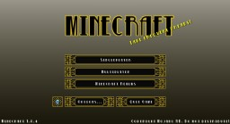 Art Deco GUI Pack Minecraft Texture Pack