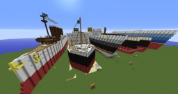 BobbyWolfey's Shipyard Minecraft Map & Project
