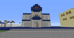 Megaman Battle Network - Lan's House (Anime Ver.) Minecraft Map & Project