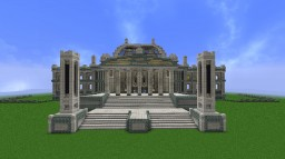 """The """"Peoples Palace"""" (WIP) Minecraft Map & Project"""