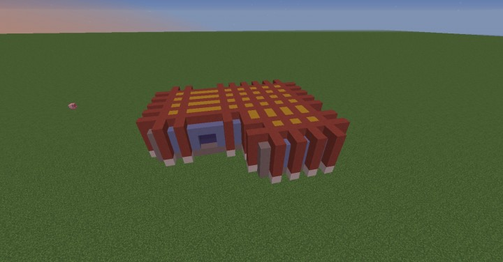 how to make round roof in minecraft