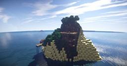 The nature villa island Minecraft Map & Project