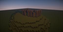 Stonehenge Minecraft Map & Project