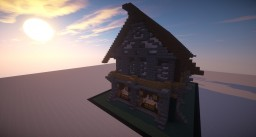Cottage Medieval Minecraft Map & Project