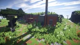 Modern House Concept One Minecraft