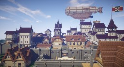 Castle Virtus - 4 Year Project. Minecraft Map & Project