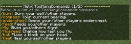 [Discontinued][Plugin][1.9+]TooManyCommands! Version 2.4.3 Minecraft Mod