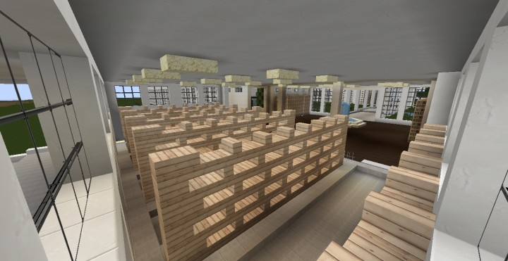 Japanese High School Minecraft Project