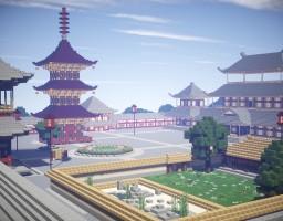 The Crimson Temple -- W.A. Project Minecraft