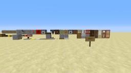 Redstone Fun! Minecraft Map & Project