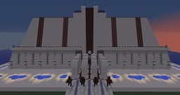 Jedi Temple Minecraft Map & Project
