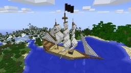 [Mutiplayer] Epic Ship Battle Minecraft Map & Project