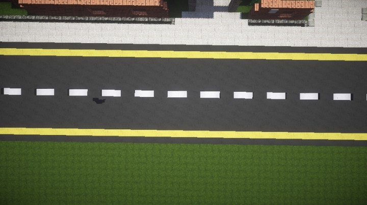 Added new road design