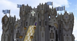 Winter Spawn 2015 Minecraft Map & Project