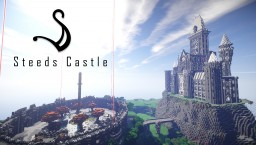 Steeds Gate Castle Minecraft Project