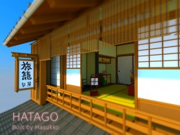HATAGO Minecraft Map & Project