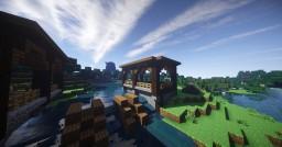 Vill's Farm Minecraft Project