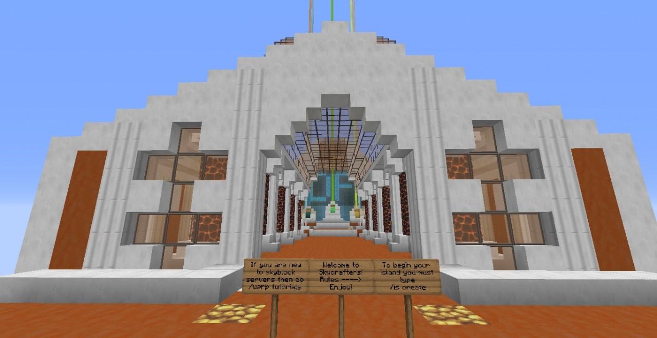 Sky Crafters Minecraft Server