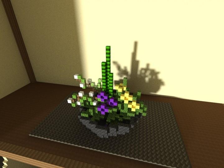 Ike-Bana  Flower arrangement