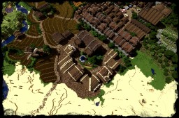 Hotel District in Rilea Minecraft Map & Project