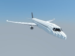 a320-200 Minecraft Project
