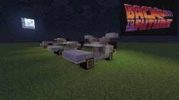 The Most Accurate Back To The Future Delorean Pack (ever) Minecraft Project