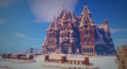Crimson Peak - Allerdale Hall (Gothic horror) Minecraft Project